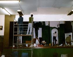 The Hollow - Set preparation
