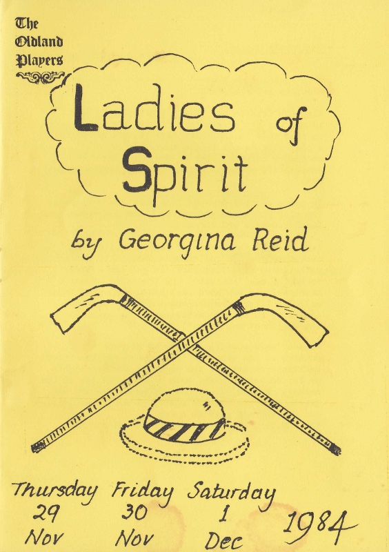 Ladies of Spirit