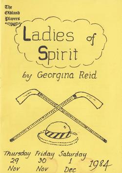Ladies of Spirit