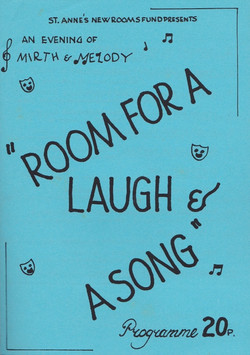 Room for a laugh