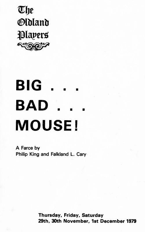 Big Bad Mouse