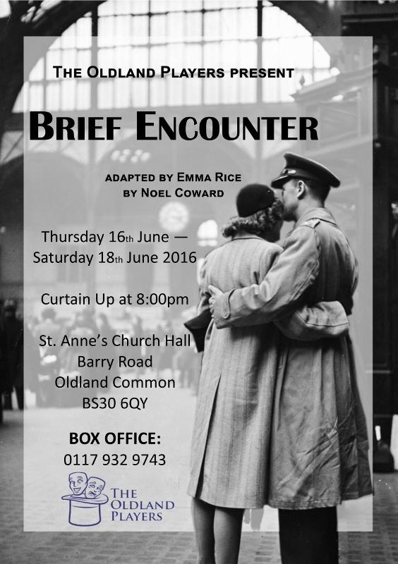Brief Encounter Flyer