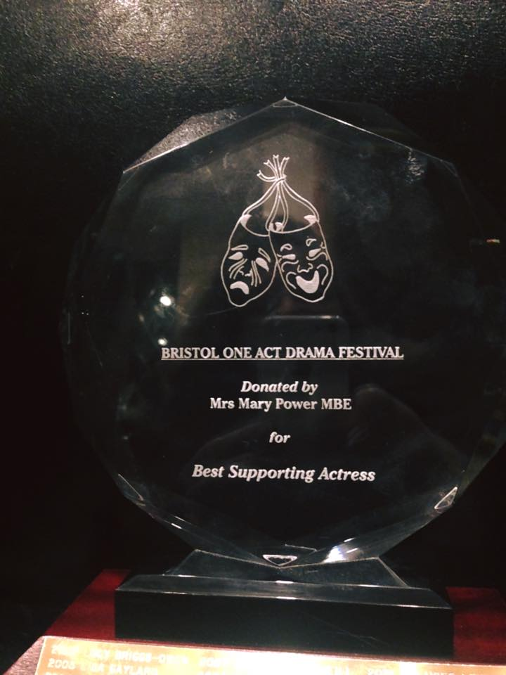 Bristol - Best Supporting Actress