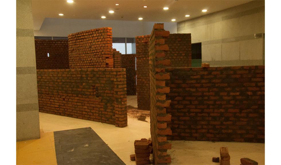 LAYOUT 04, Kiran Nadar Museum, Noida