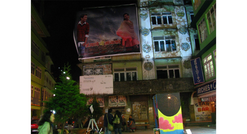 Curatorial Project: Blooming Sikkm , Gangtok