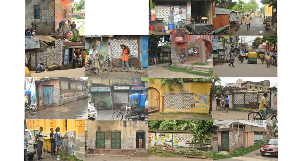 Curatorial Project: Sarsuna Theke Jana: Derives from the Metropolis