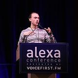 Sweetman, Patrick at Alexa Conference.jp