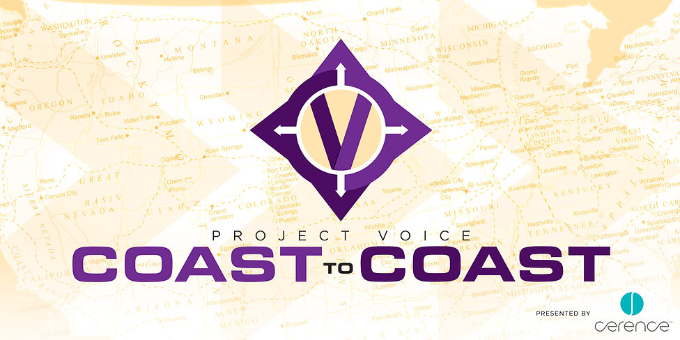 Project Voice Coast to Coast Presented B