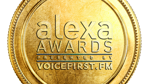 Finalists Announced - 2019 Alexa Awards (Presented By VoiceFirst.FM)