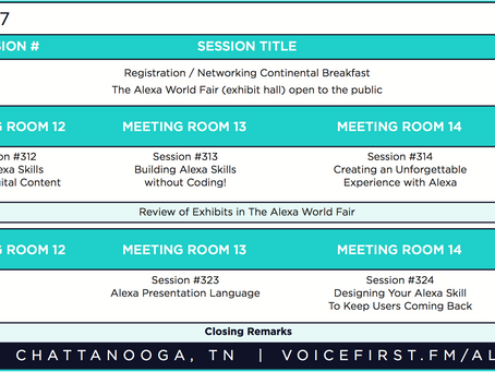 Updated Conference Program-At-A-Glance For Day 3