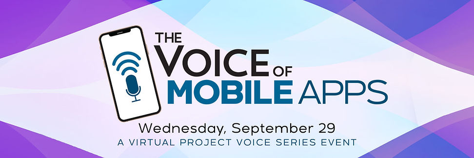 The Voice of Mobile Apps (September 29 2