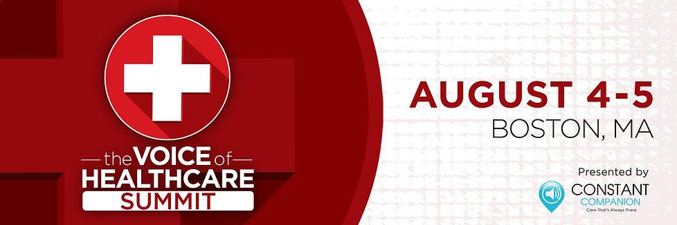 Voice of Healthcare Summit 2021 1500x500