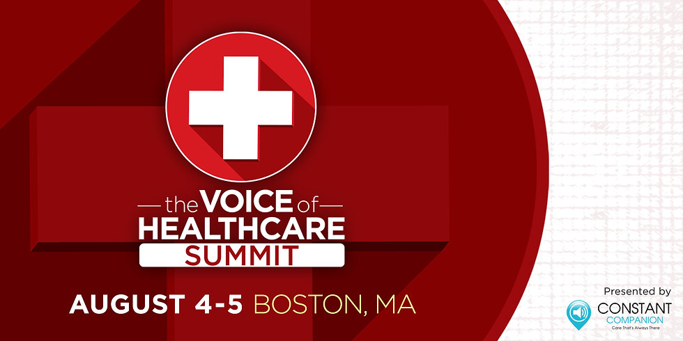 Voice of Healthcare Summit 2021 2160x108
