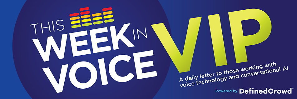 This Week In Voice VIP Powered By Define