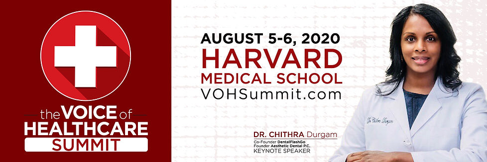 The Voice of Healthcare Summit 2020 1500