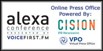 Alexa Conf. - Press Office Button for We