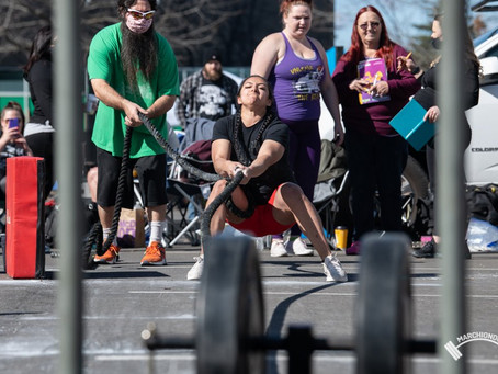 Unleash the Beast: Competition Recap