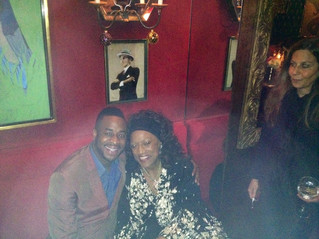 Jessye Norman's Autobiography Launch Party in NYC