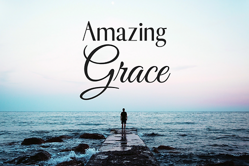 Amazing Grace *Sheet Music* for soprano and piano