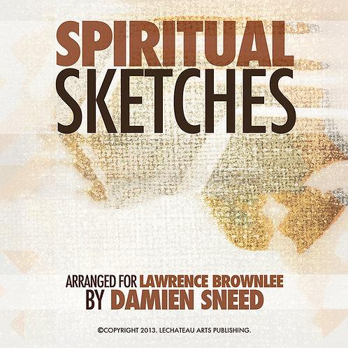 Spiritual Sketches *Sheet Music