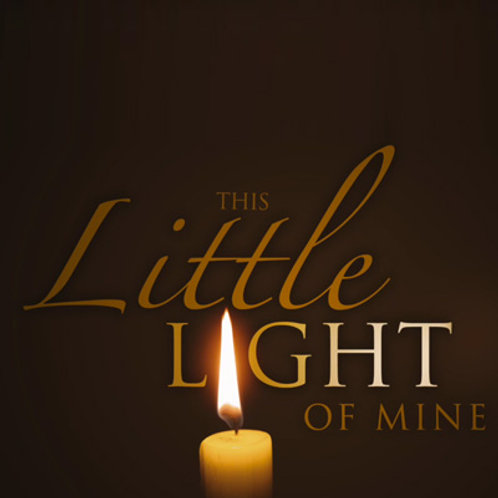 This Little Light of Mine *Sheet Music* - SATTBaB