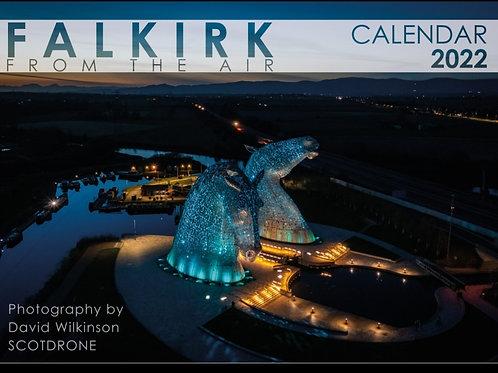 Falkirk from the Air 2022 Calendar