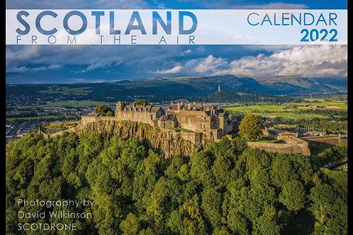 Scotland from the Air 2022 Calendar