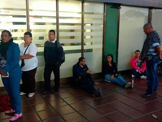 Drama de nunca acabar: usuarios de EPS en Cali reclaman por un buen servicio de salud