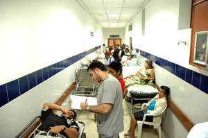 Pacientes en Cali, molestos por servicio de salud en la ciudad