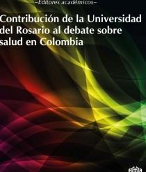 Contribución UR al debate en salud de Colombia