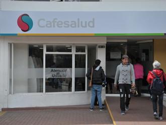 Hospitales y clínicas, preocupados porque Cafesalud les pague las deudas