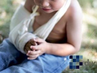 O que fazer diante da suspeita de fratura em crianças