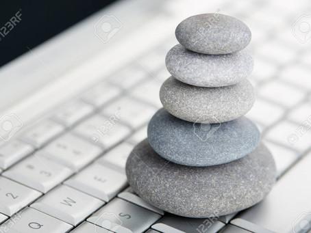 飛機上的行禪:電腦與內觀 Zen on the Flight: Laptop and Mindfulness