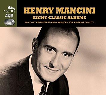Un coffret de 4 CD : 8 ALBUMS CLASSICS REAL GONE MUSIC RGMCD097