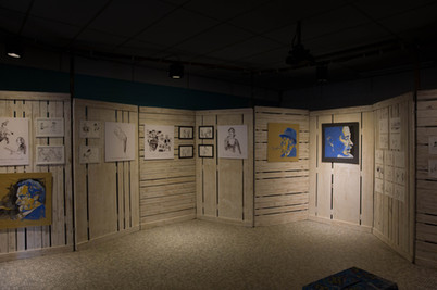Exposition Annie-Claire Alvoet
