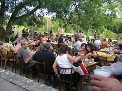 Restaurant Respire Jazz festival