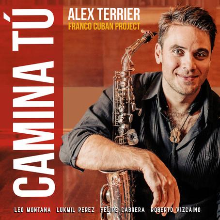 Alex Terrier -Franco Cuban Project- en concert à Chalais
