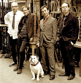 """CHOC du mois : Lucky Dog  """"Live at the Jacques Pelzer Jazz Club"""" 1 CD Fresh Sound New Talent / Socad"""