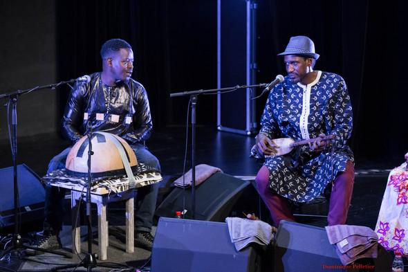Amadou Daou & Sadio Kone