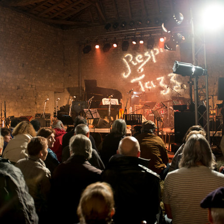 Respire Jazz 2017, un festival bien arrosé