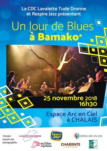 Un jour de Blues à Bamako