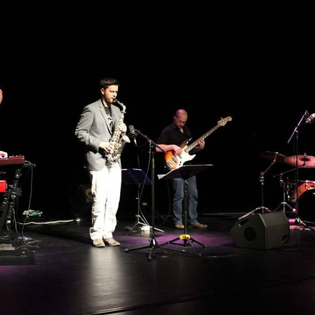 """MOX Quartet, le Jazz """"made in Charente"""""""