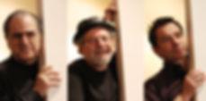 Pieranunzi trio : Enrico Pieranunzi (piano), Diego Imbert (contrebasse), André Ceccarelli (batterie)