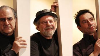 Enrico Pieranunzi / André Cecarrelli /Diego Imbert   Ménage à Trois 1 CD Bonsaï Music / H.Mundi