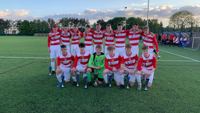Under 16s Win the 2021 League Cup
