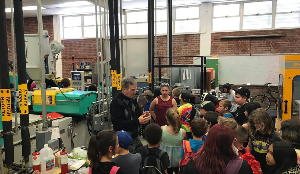 Chico State Plastics Lab