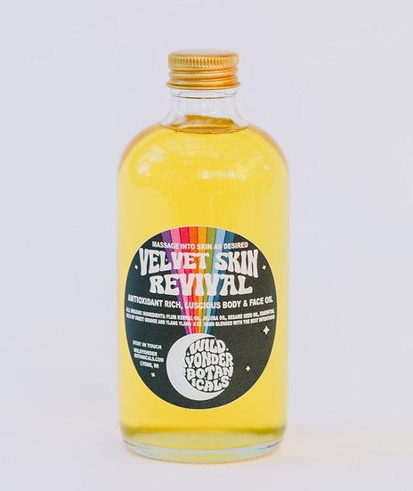 Velvet Skin Revival Face + Body Oil