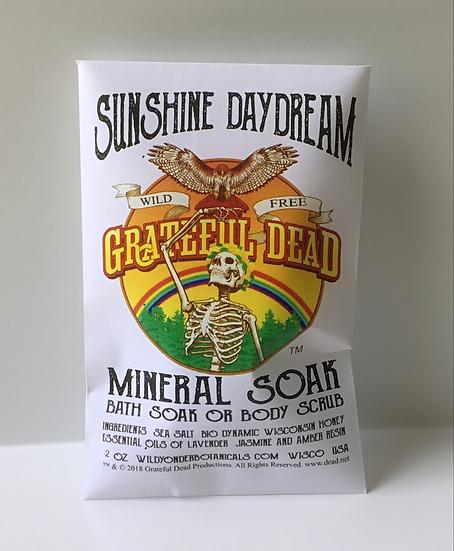 Sunshine Daydream Mineral Soak / Scrub