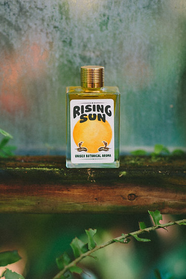 Aroma Oil Rising Sun