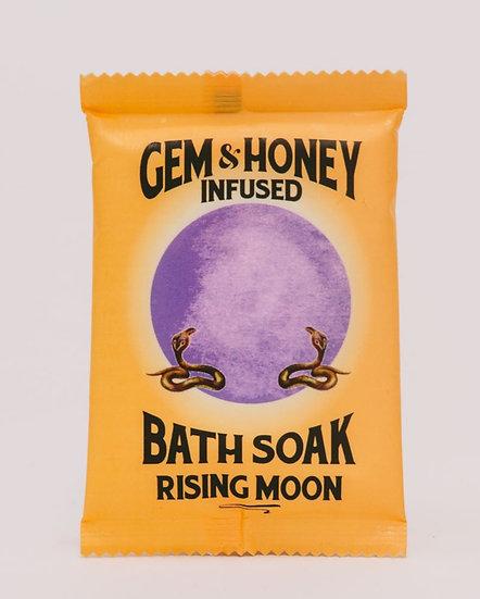 Bad Moon Mineral Salt Soak / Scrub